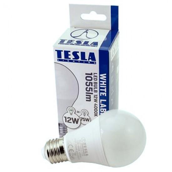 Tesla Λάμπα LED E27 White Label 12W 1055 lm Φυσικό φως ημέρας