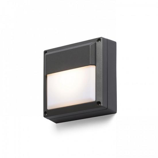 Εξωτερικό επιτοίχιο φωτιστικό, IP54, κατάλληλο για αυλές και εισόδους σπιτιών.