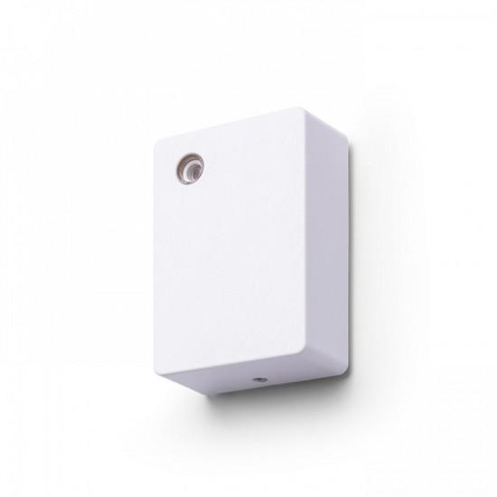 Επιτοίχιος αισθητήρας σκότους, για τον έλεγχο του φωτισμού, IP44.